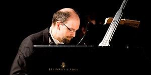 Piano Recital by HRISTO KAZAKOV: Music by BACH and...
