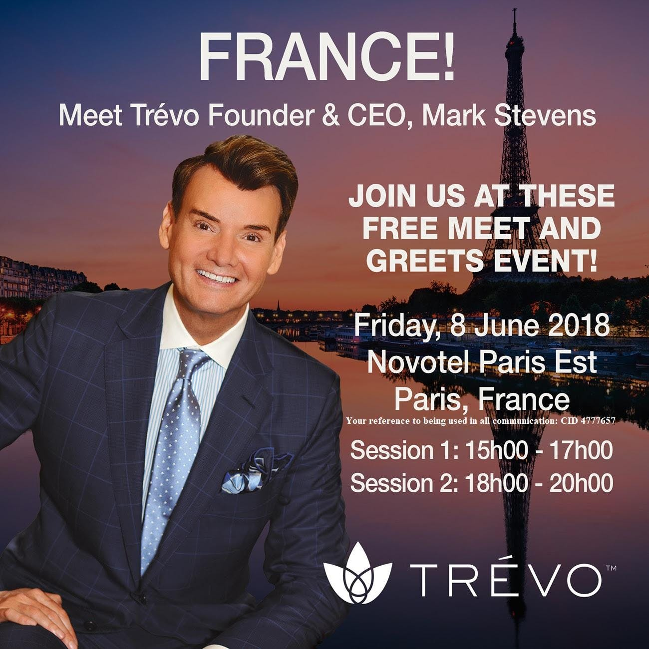 Trvo Founder And Ceo Meet And Greet And Training 8 Jui 2018