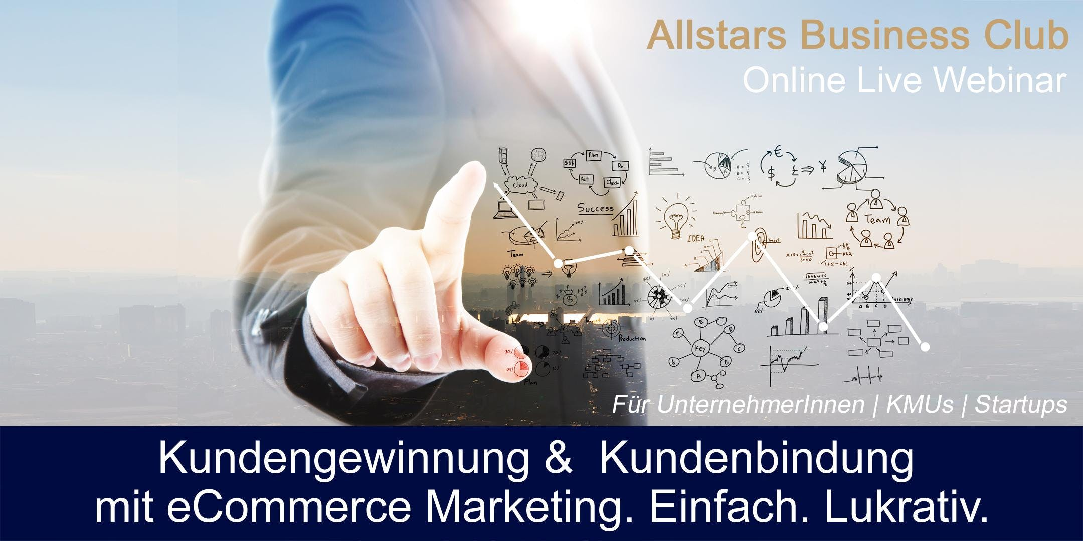 Booste Dein Business mit eCommerce-Marketing.