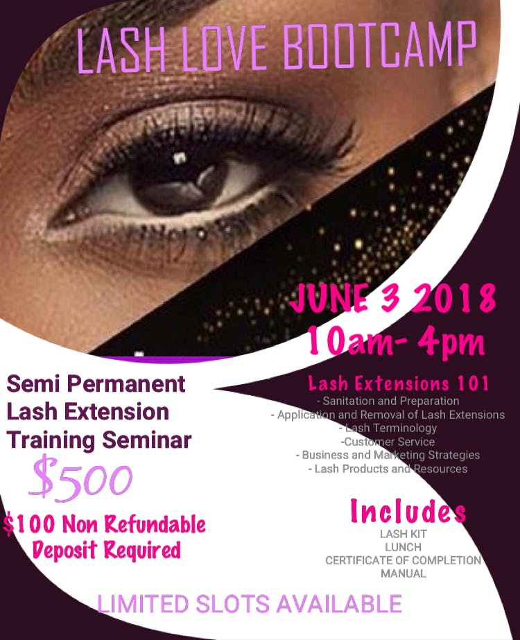 Lash Love Houston Eyelash Extension Training And Certification 3