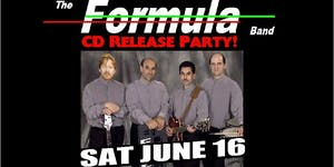 The Formula Band- CD Release Party (June 16)