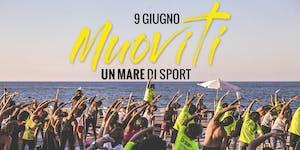 Muoviti - Un Mare di Sport II Edizione