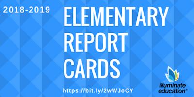 Illuminate Education Workshop: Elementary Report Card Training NORCAL (2-Days)