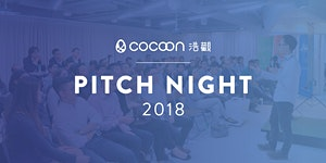 CoCoon Pitch Night Semi-Finals Summer 2018 (14/6)...