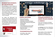 Yc-Webdesign logo