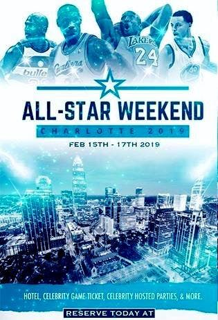 Nba all star weekend 2019 celebrity parties