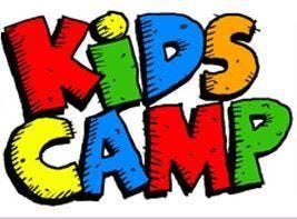 Kid's Camp Mon July 23rd 10am-Noon $25