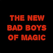 The New Bad Boys of Magic logo