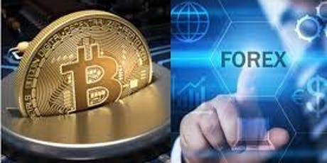Learn & earn in Forex & Crypto Manchester tickets