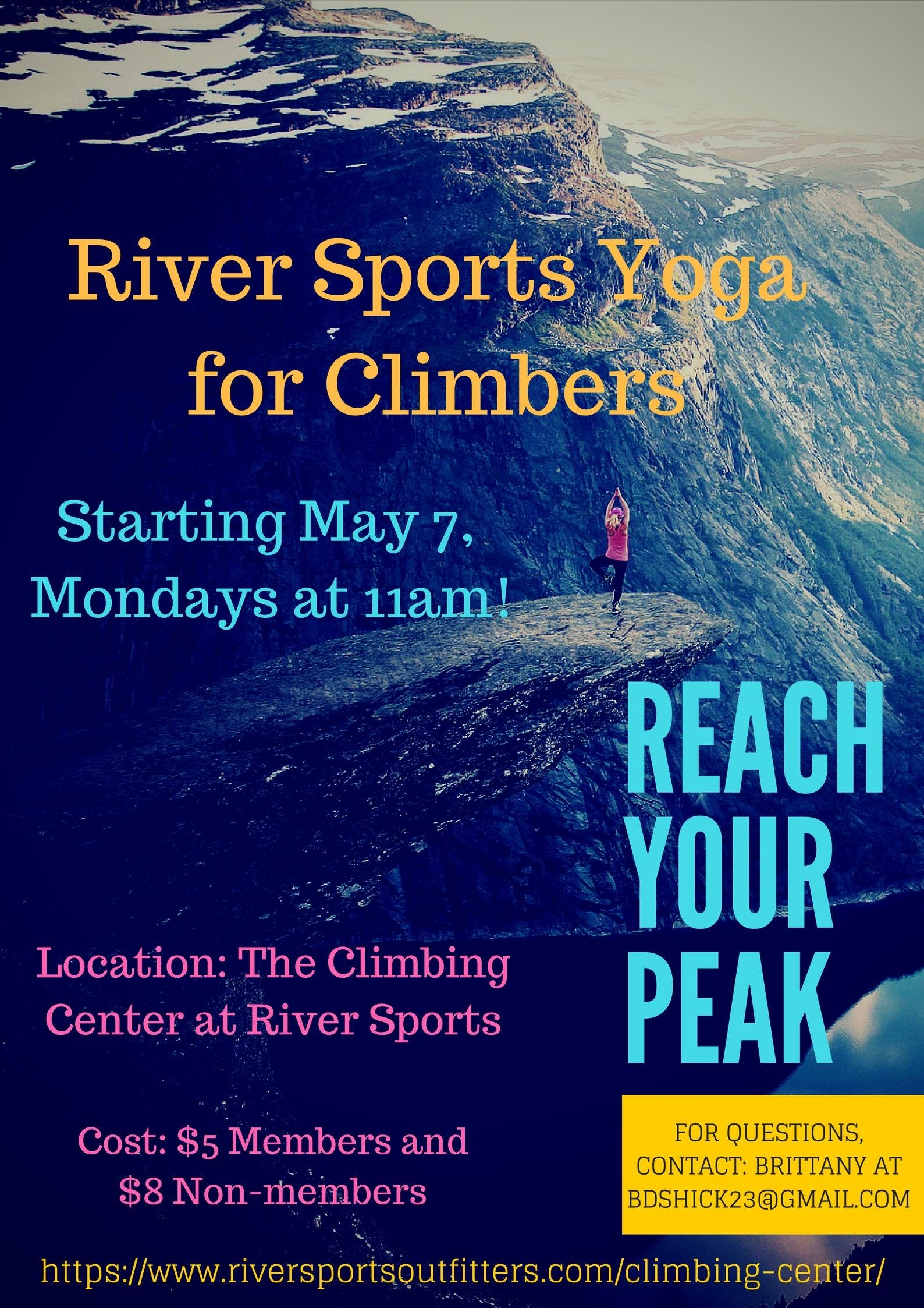 River Sports Yoga