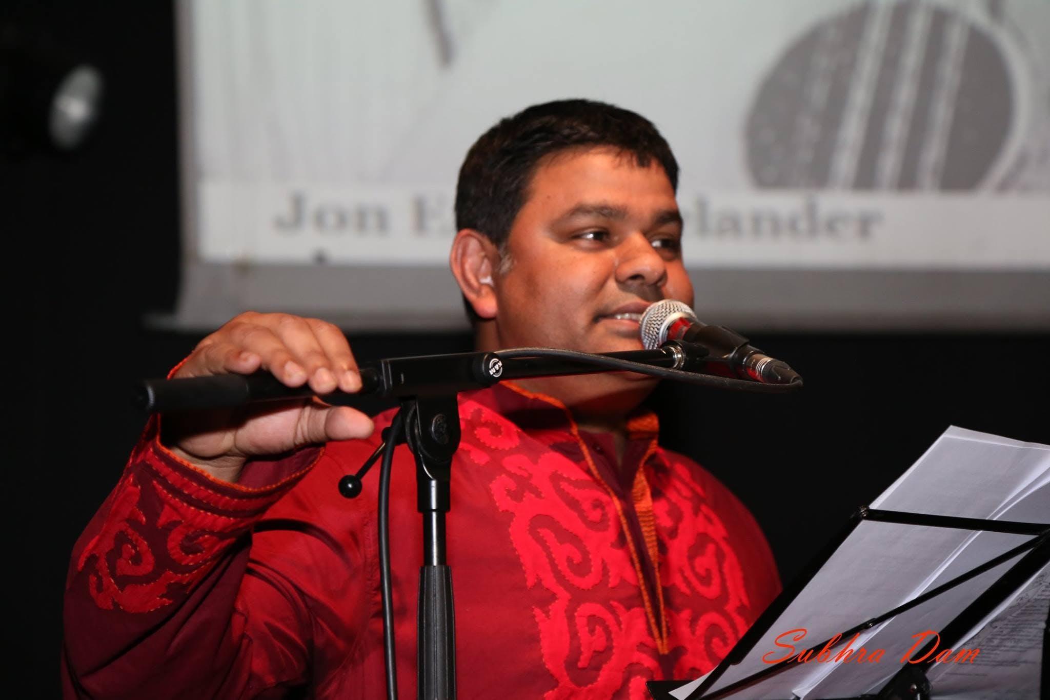 Recital of Jahangir Rana's lyrical works: Par
