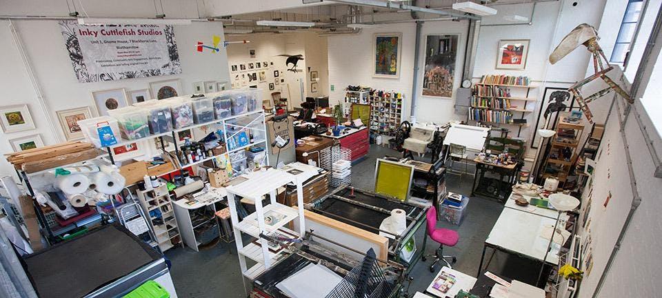 INKY CUTTLEFISH STUDIOS MEMBERSHIP