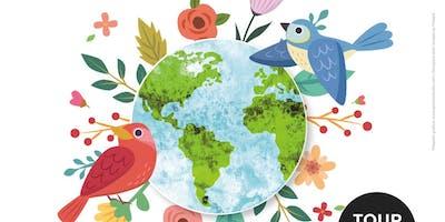 Pachamama Tour 2018 - Un altro mondo per i diritti di Madre Terra