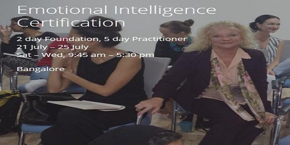 Emotional Intelligence Certification Tickets, Multiple Dates ...