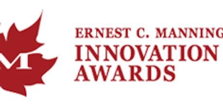 Manning Innovation Awards - Atlantic Canada Nominees Reception tickets