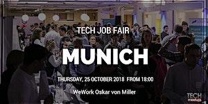 Munich Tech Job Fair 2018
