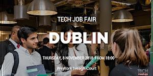 Dublin Tech Job Fair 2018