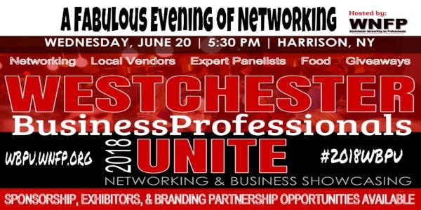 Westchester BusinessProfessionals Unite Netwo