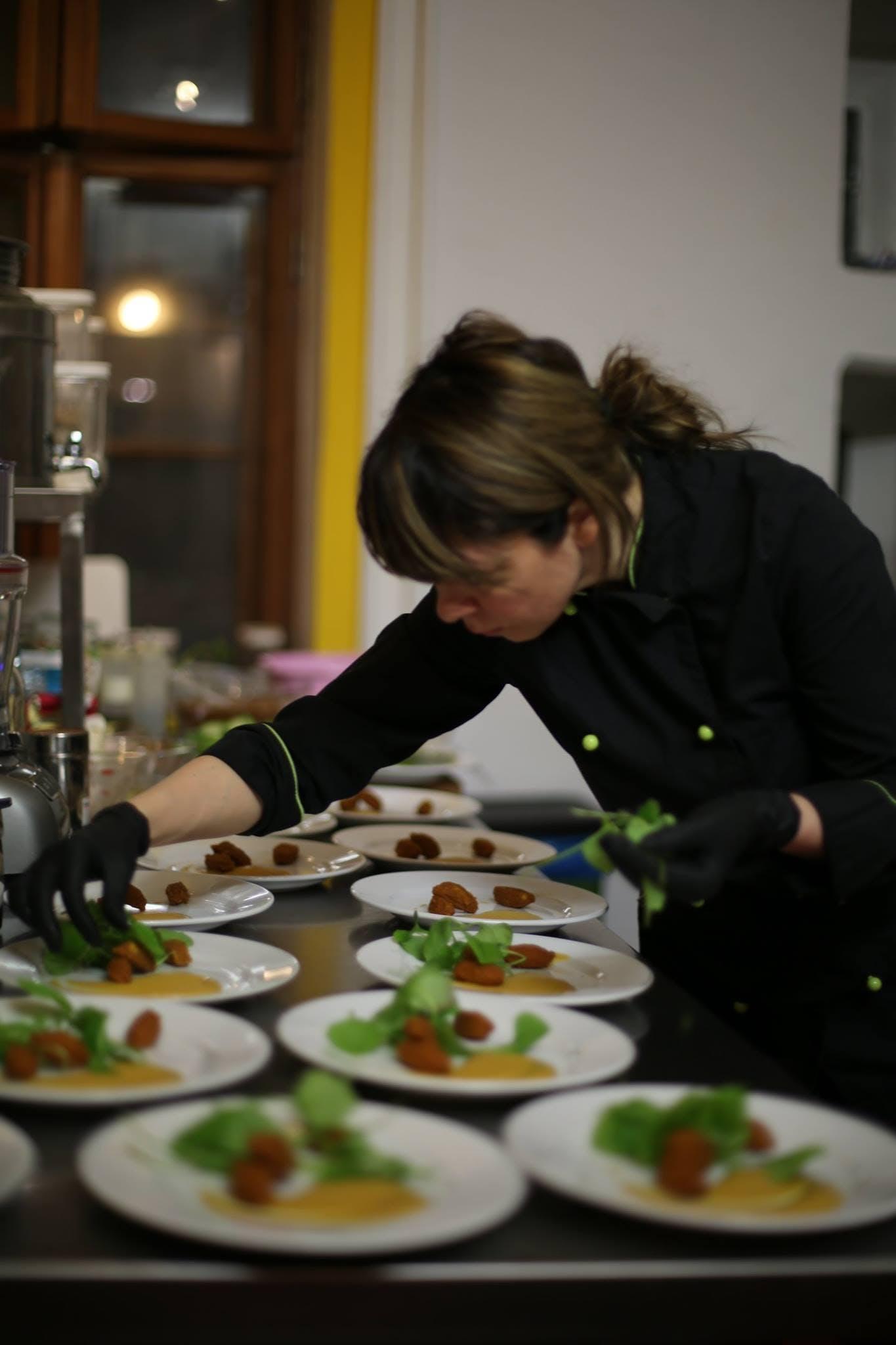 Alge-Tag 2018: »Rohköstliches 4-Gänge Menü« i