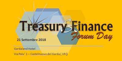 9^ Treasury & Finance Forum Day
