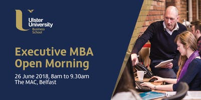Executive MBA Information Event 2018