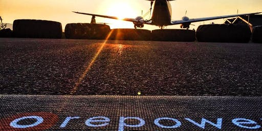 FREE Yoga on the Tarmac - Presented by: CorePower Yoga North Denver