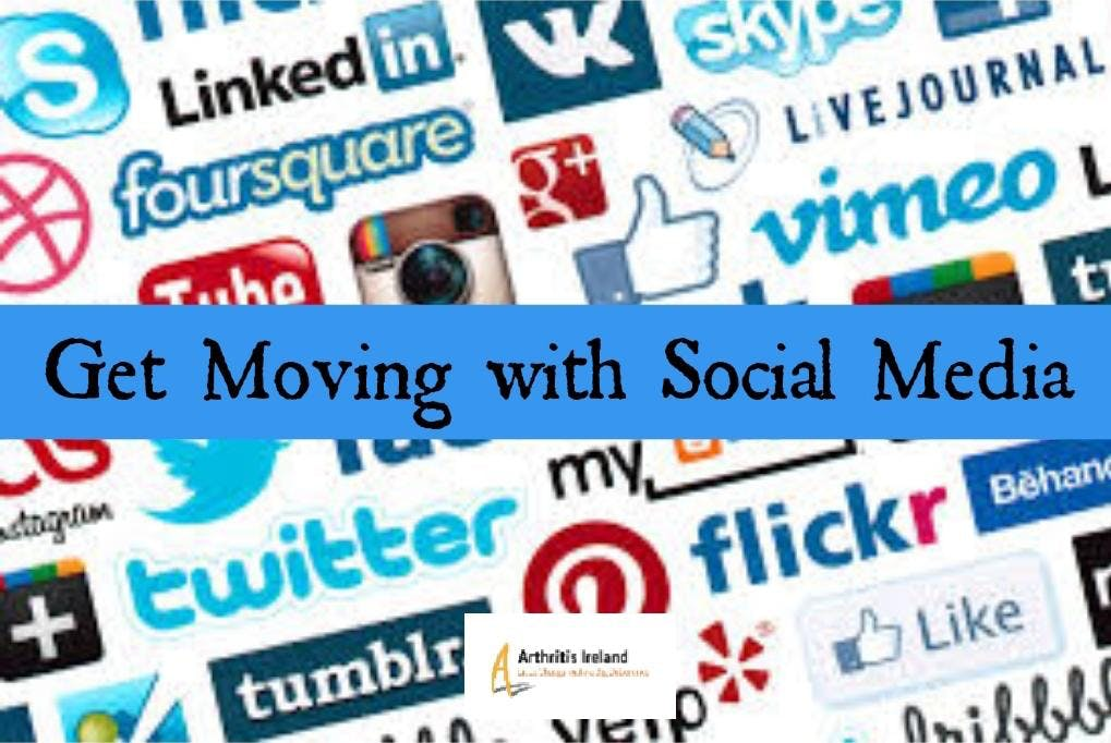 Get Moving with Social Media