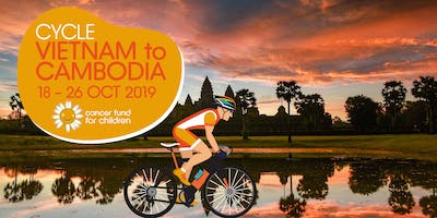 Cycle Vietnam to Cambodia 2019
