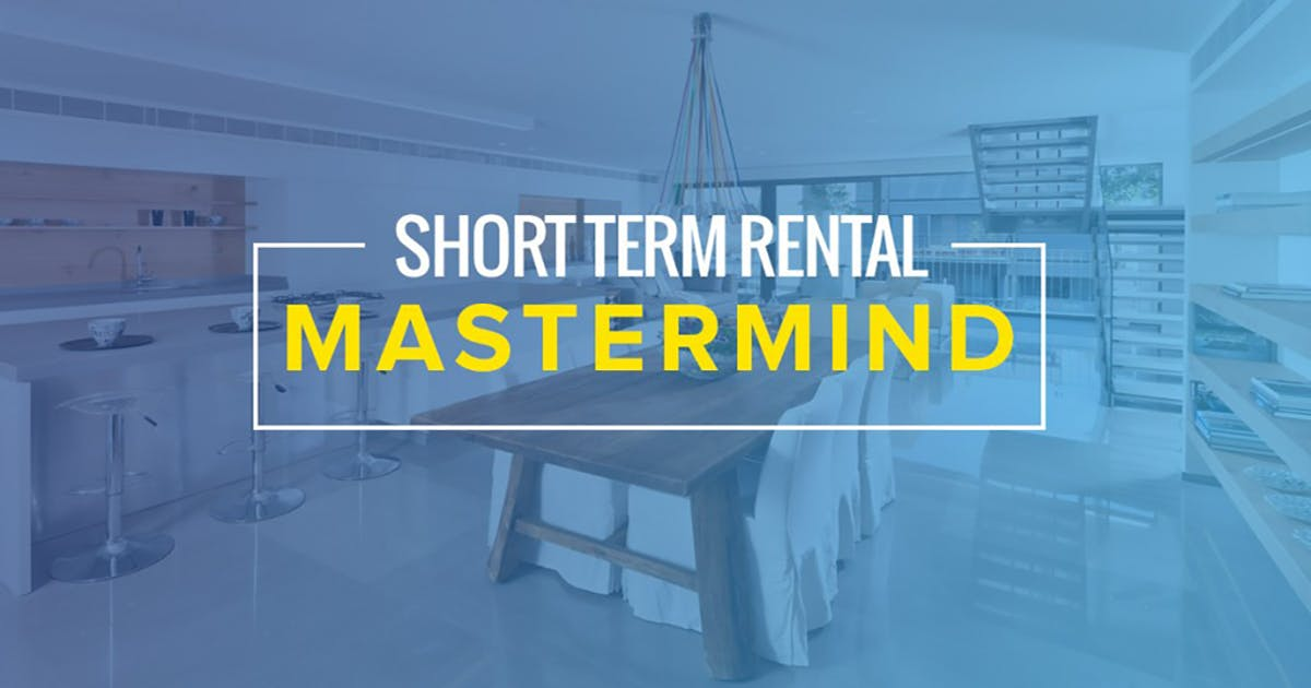 Learn to Run a Professional Short-Term Rental