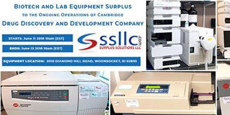 Surplus Electronic Equipment