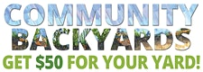 Franklin Soil and Water- Community Backyards Classes logo