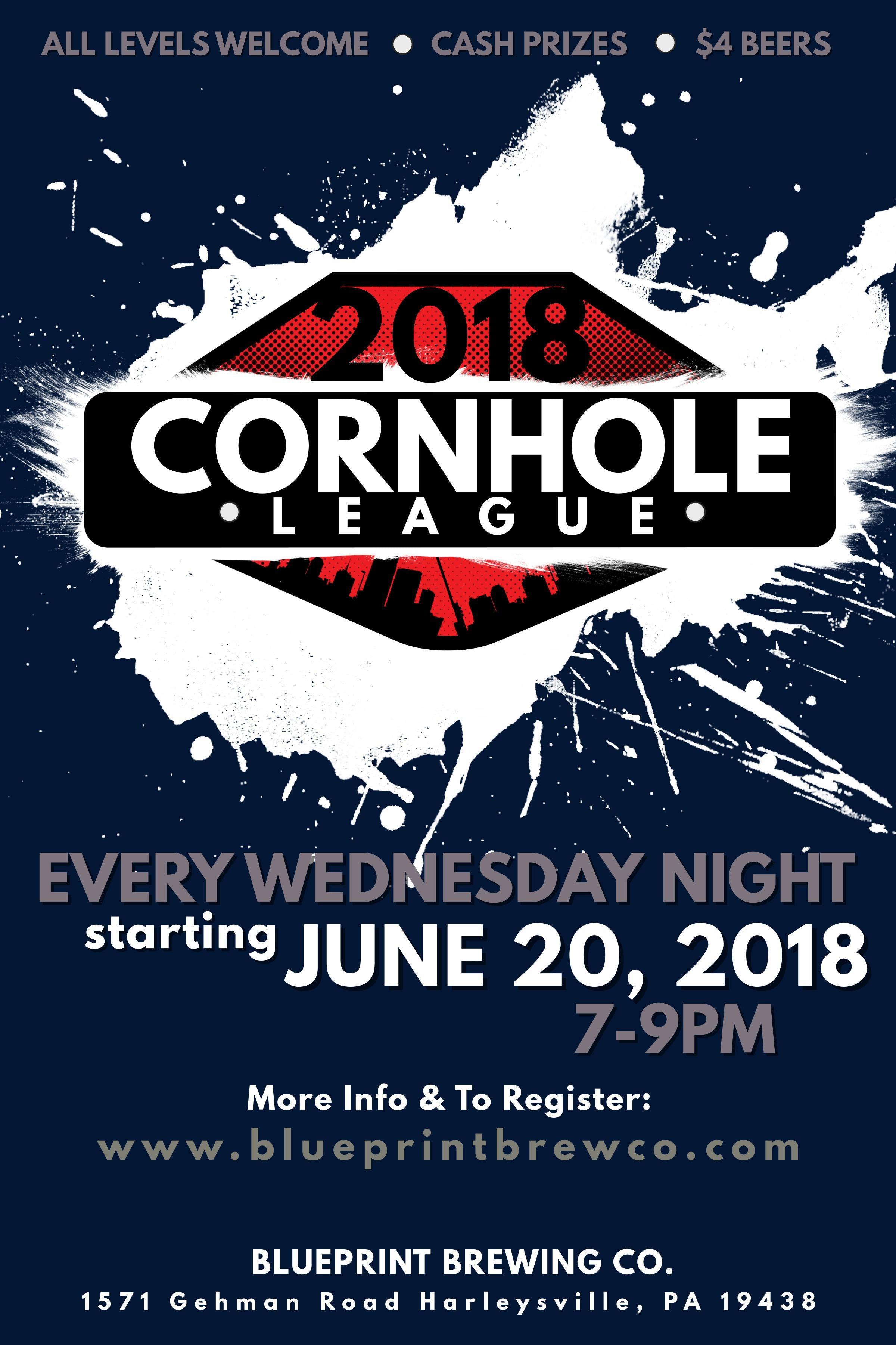 Blueprint brewing co cornhole league 20 jun 2018 blueprint brewing co cornhole league malvernweather Choice Image