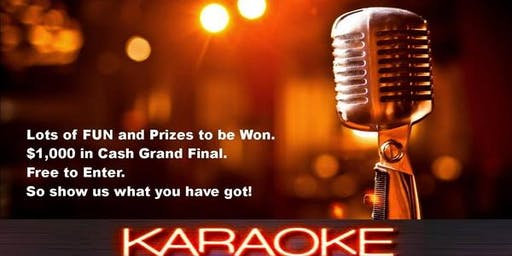 Karaoke Singing Talent Quest Competition FREE