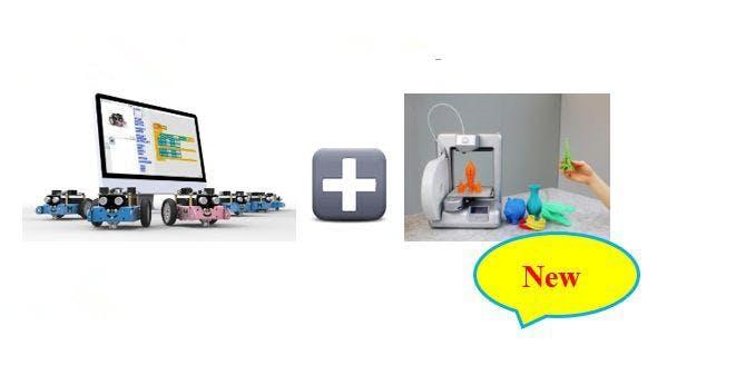 Age 9-14, Summer Camp, Robotics+ 3D Tech+Scra
