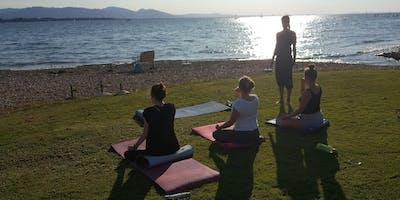 Hatha Yoga & Pranayama nach Sivananda Yoga in Lochau/Bregenz