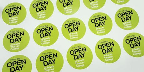 South Thames College - Open Day tickets