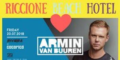 ARMIN VAN BUUREN COCORICO RICCIONE 2018 - HOTEL LOW COST A RICCIONE BEACH HOTEL