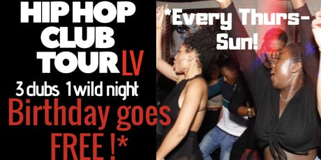 Hip Hop Crawl & Party Bus  tickets
