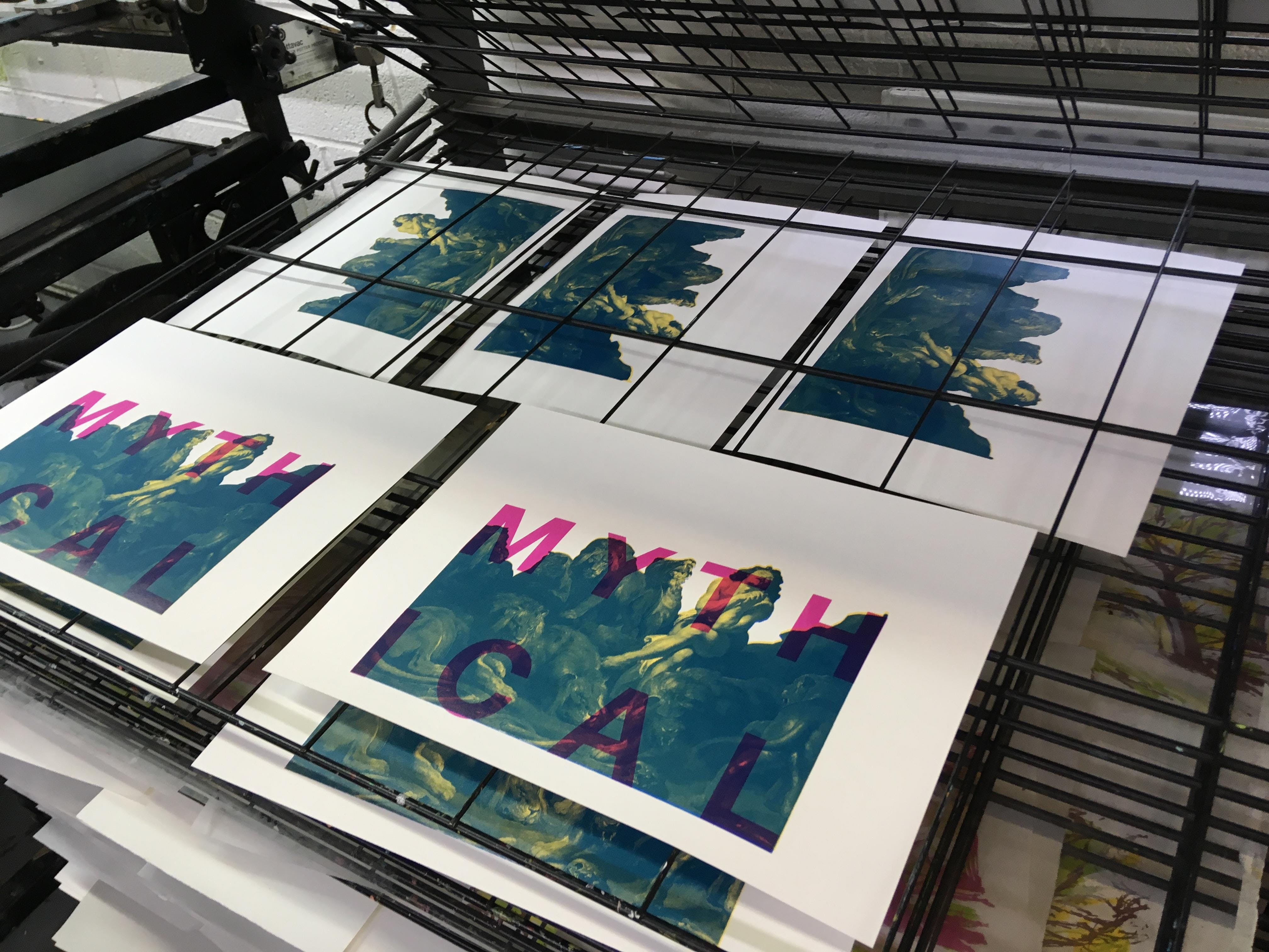 Introduction to Screenprinting Course
