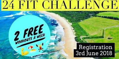 4 WEEK BODY MIND TRANSFORMATION CHALLENGE
