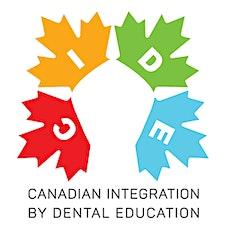 CIDE - Canadian Integration by Dental Education logo