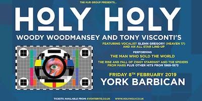 Holy Holy Featuring Woody Woodmansey Tony Visconti
