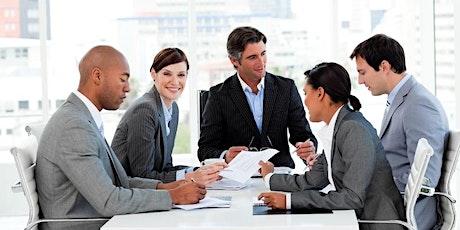 Formação de Consultores Empresariais (FCE) ingressos