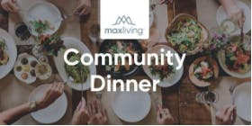 FREE COMMUNITY DINNER! SALTGRASS STEAKHOUSE
