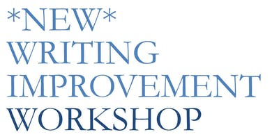 *New* Writing Improvement Workshop