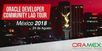 Oracle Developer Community LAD Tour 2018