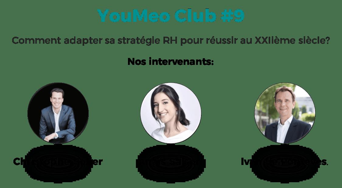 YouMeO Club N9 - Flexibilisation des RH