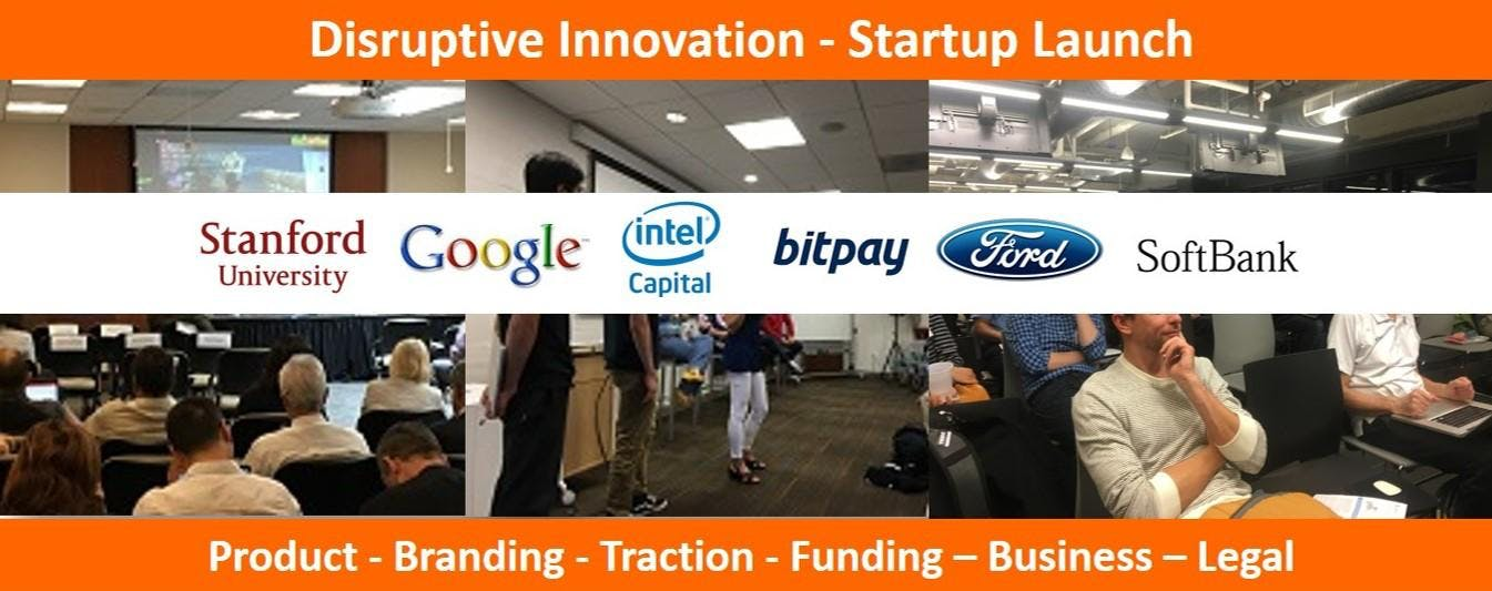 Disruptive Innovation - Startup Launch