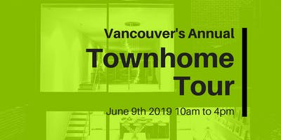 Vancouver Inaugural Townhome Tour™ 2018
