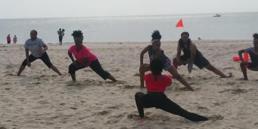 Beach Bum Boot Camp
